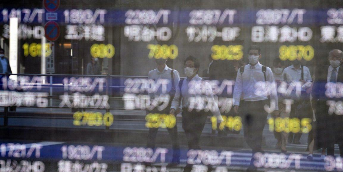 Las acciones nivelaron el mayor repunte mensual desde noviembre: los mercados cambiaron