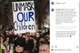 Los miembros de las Primeras Naciones dicen que una disculpa no es suficiente para comparar la regla de la máscara COVID-19 de Columbia Británica con los internados