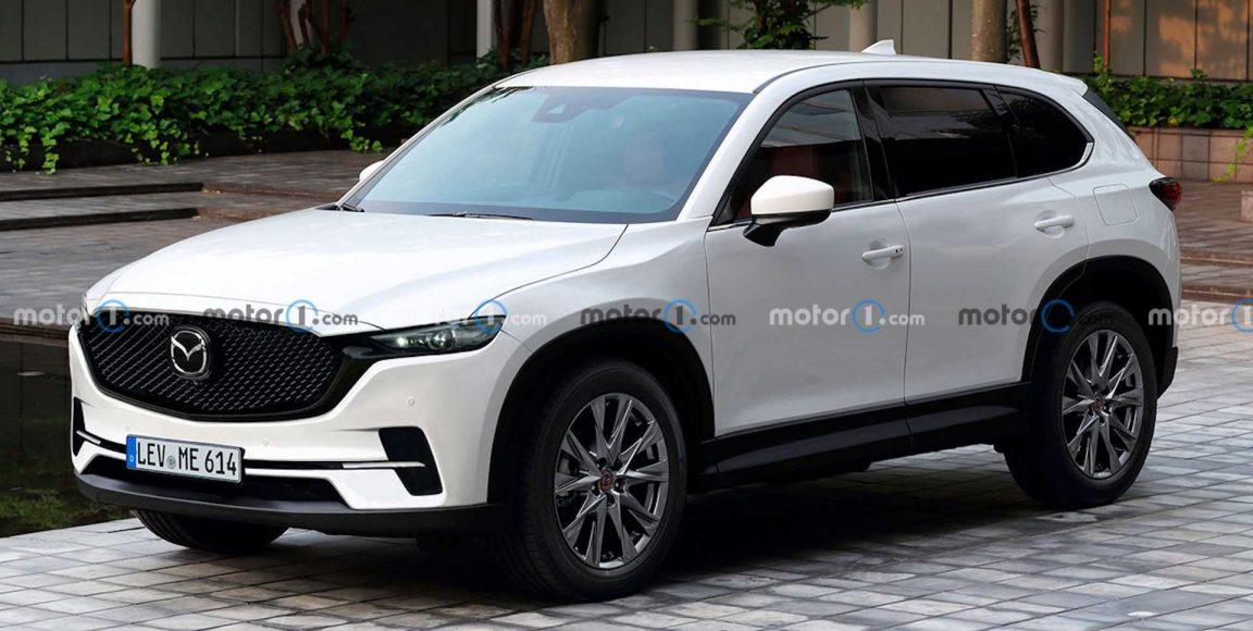 La próxima generación del Mazda CX-5 se introdujo extraoficialmente a partir de disparos espía.