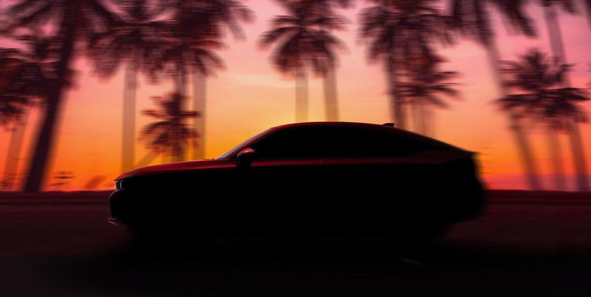 El Honda Civic Hatchback 2022 aparecerá el 23 de junio