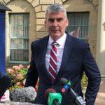 El ex primer ministro Stephen McNeill se une a un bufete de abogados en Halifax