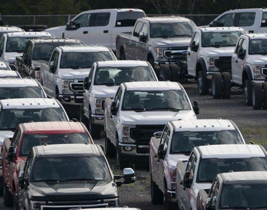 Ford reporta ganancias inesperadas a pesar de la escasez de chips