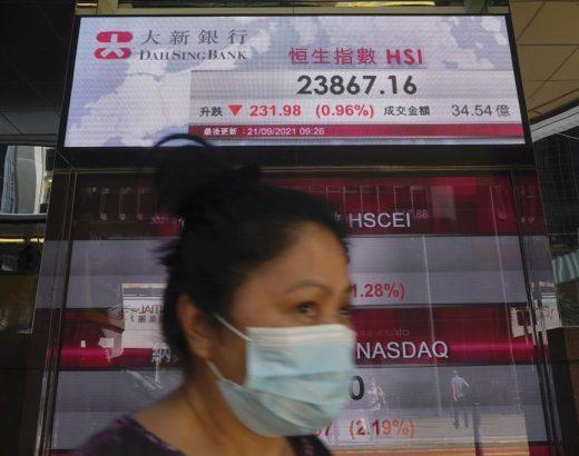 Las acciones asiáticas extendieron sus pérdidas ante los temores de China que profundizan la confianza